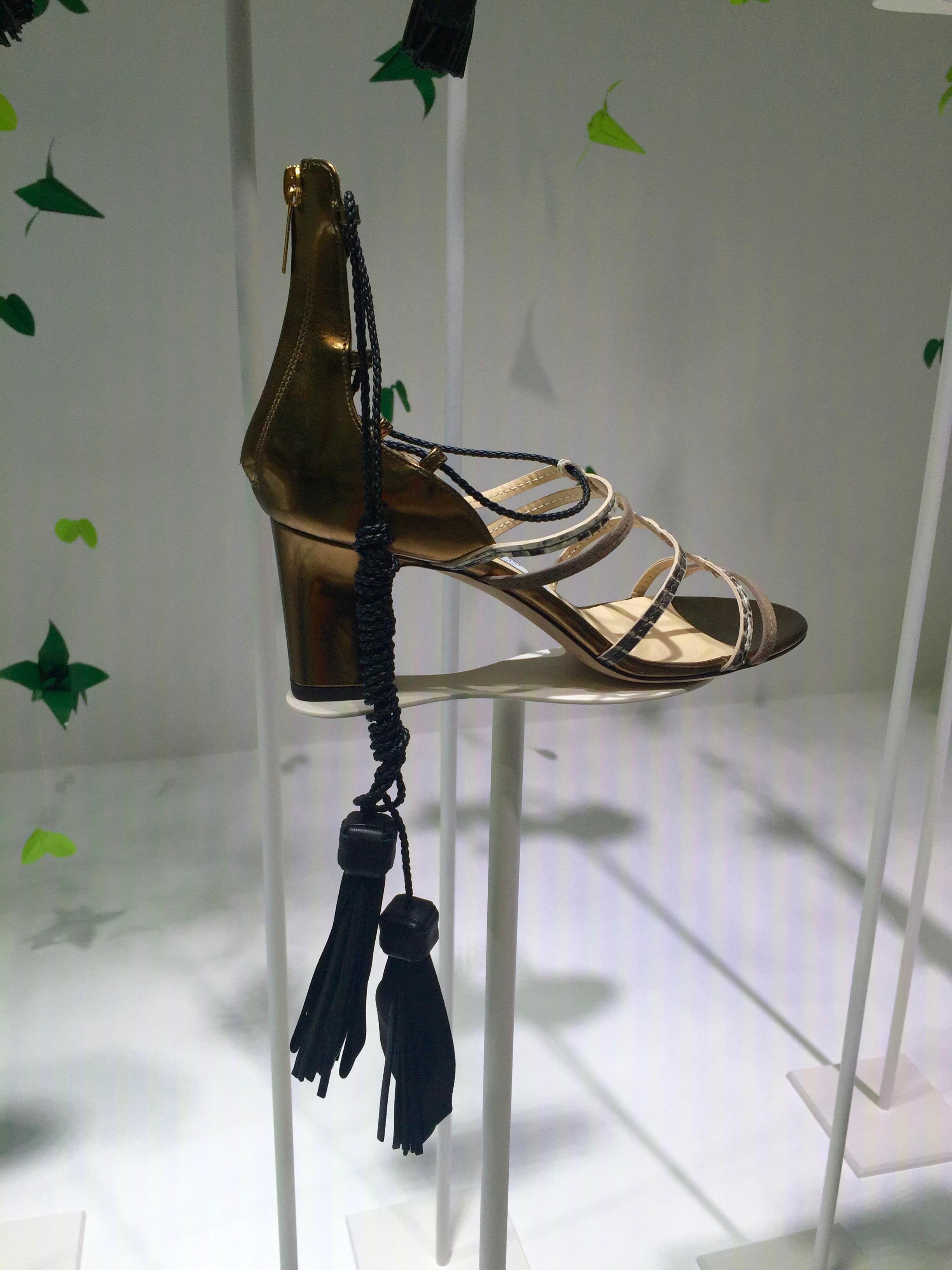 Jimmy Choo, Milan Fashion Week, SS17, MFW, MonMode, Mon_Mode, Milano
