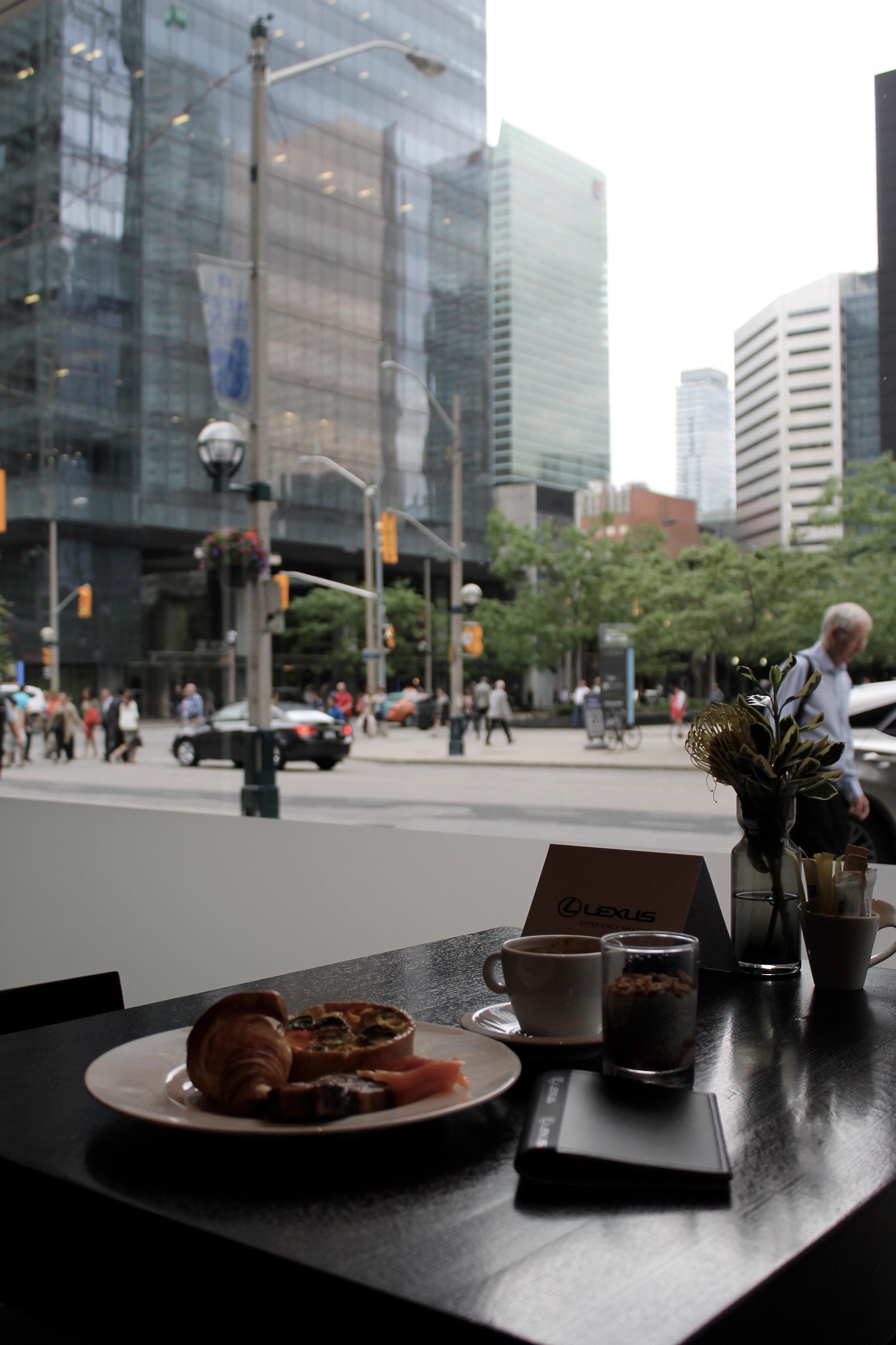 MON MODE | Lexus Canada | #ExperienceAmazing | Toronto | Lexus Master Class | Blogger