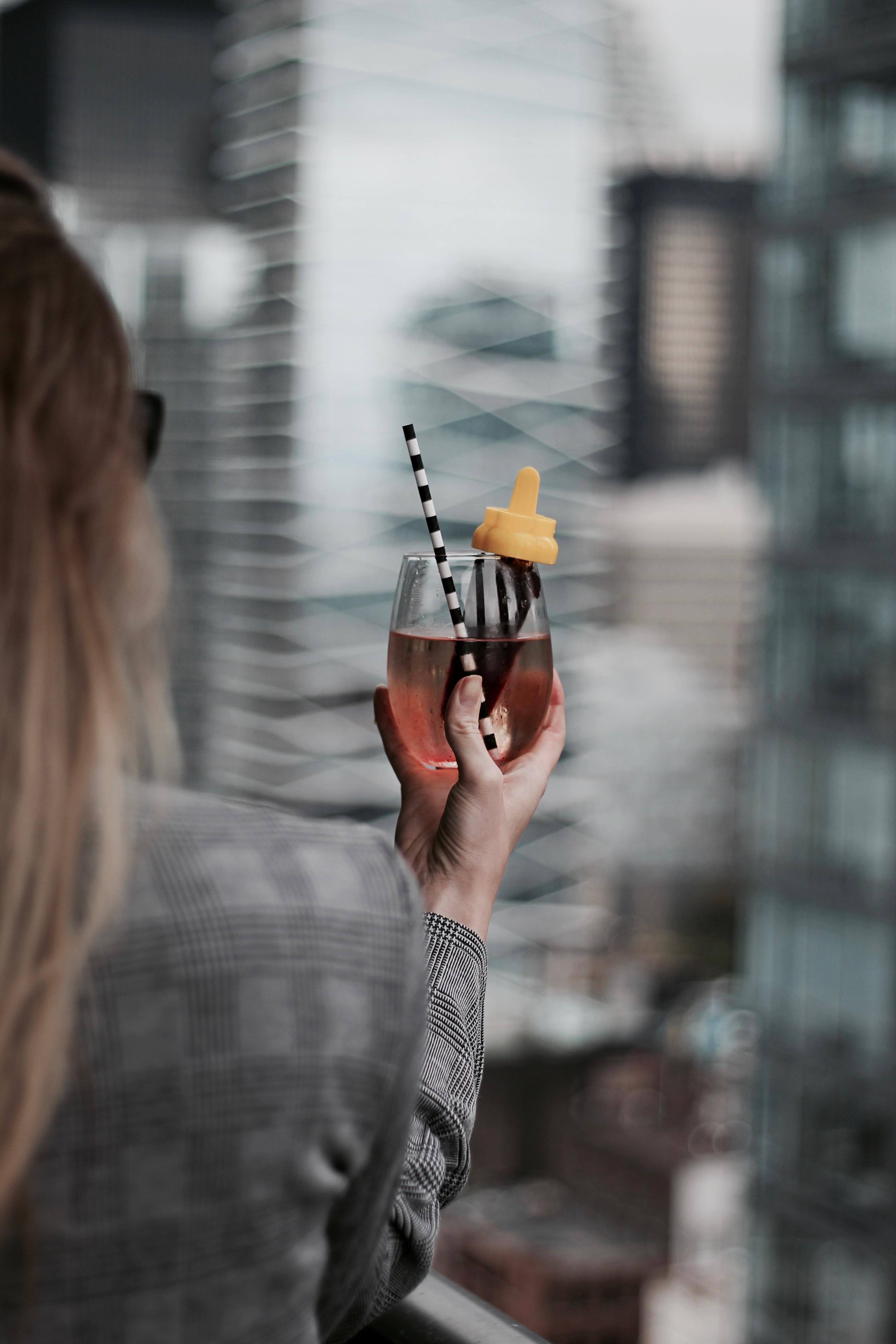 MON MODE Blog | Mon Mode | Fashion Blog | Toronto Blogger | Wine Cocktail | Wine Popsicle Cocktail | Raven Cospiracy
