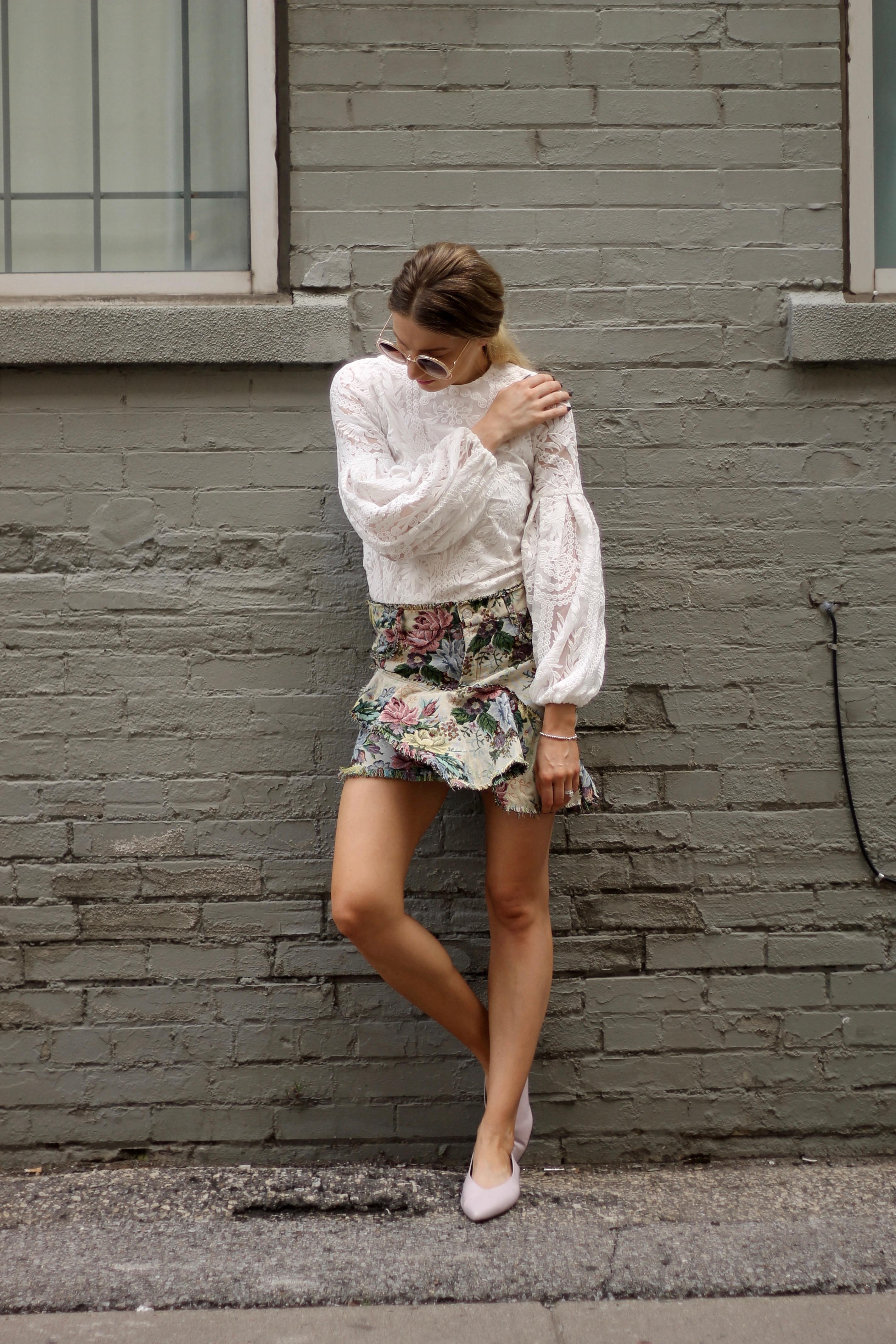MON MODE / Fashion Blogger / Toronto Blogger   Cocoa Brown   Summer Glow