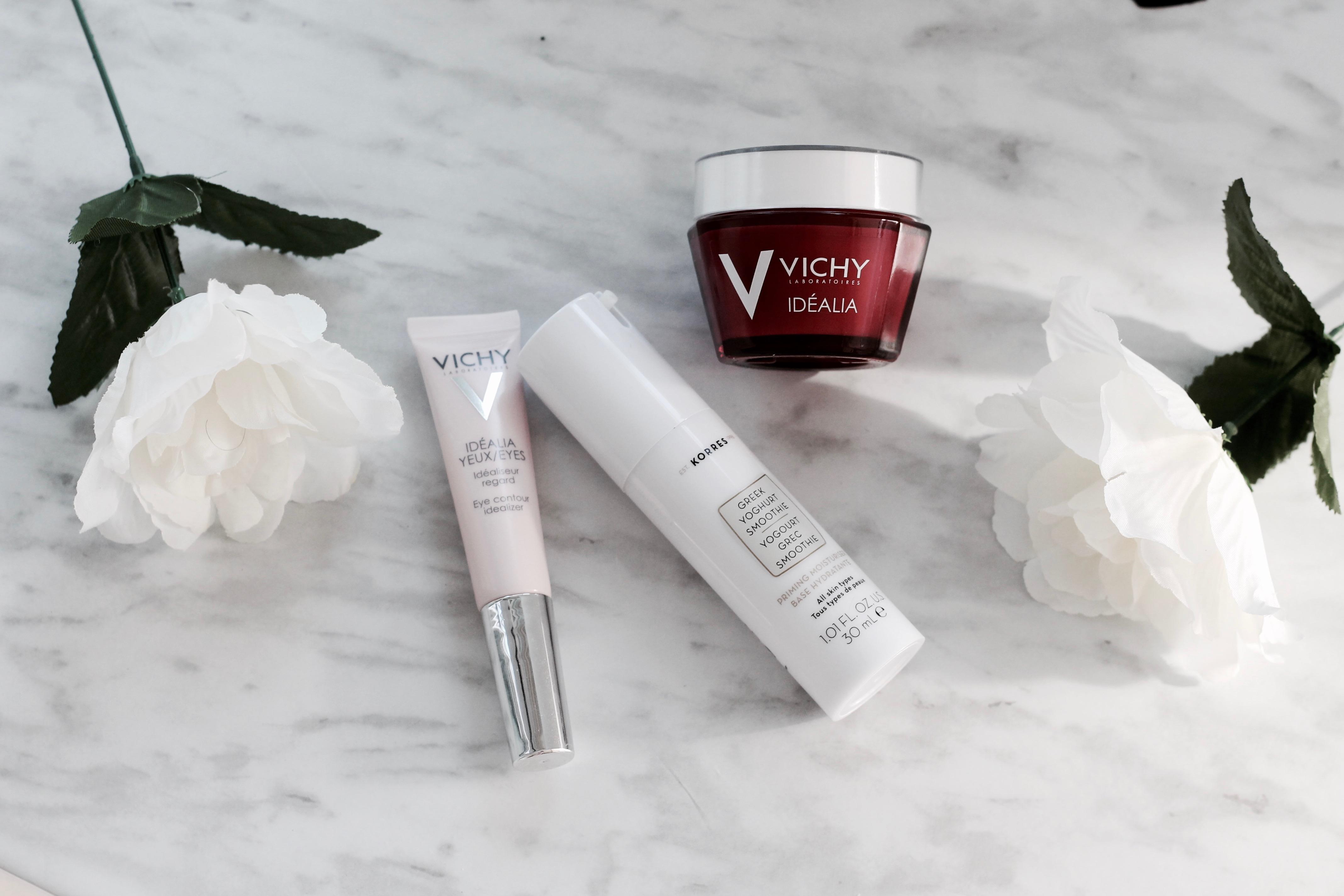 MON MODE Blog | Mon Mode | Fashion Blog | Toronto Blogger | Summer Skincare Routine | Korres Greek Yogurt | Vichy Mineral