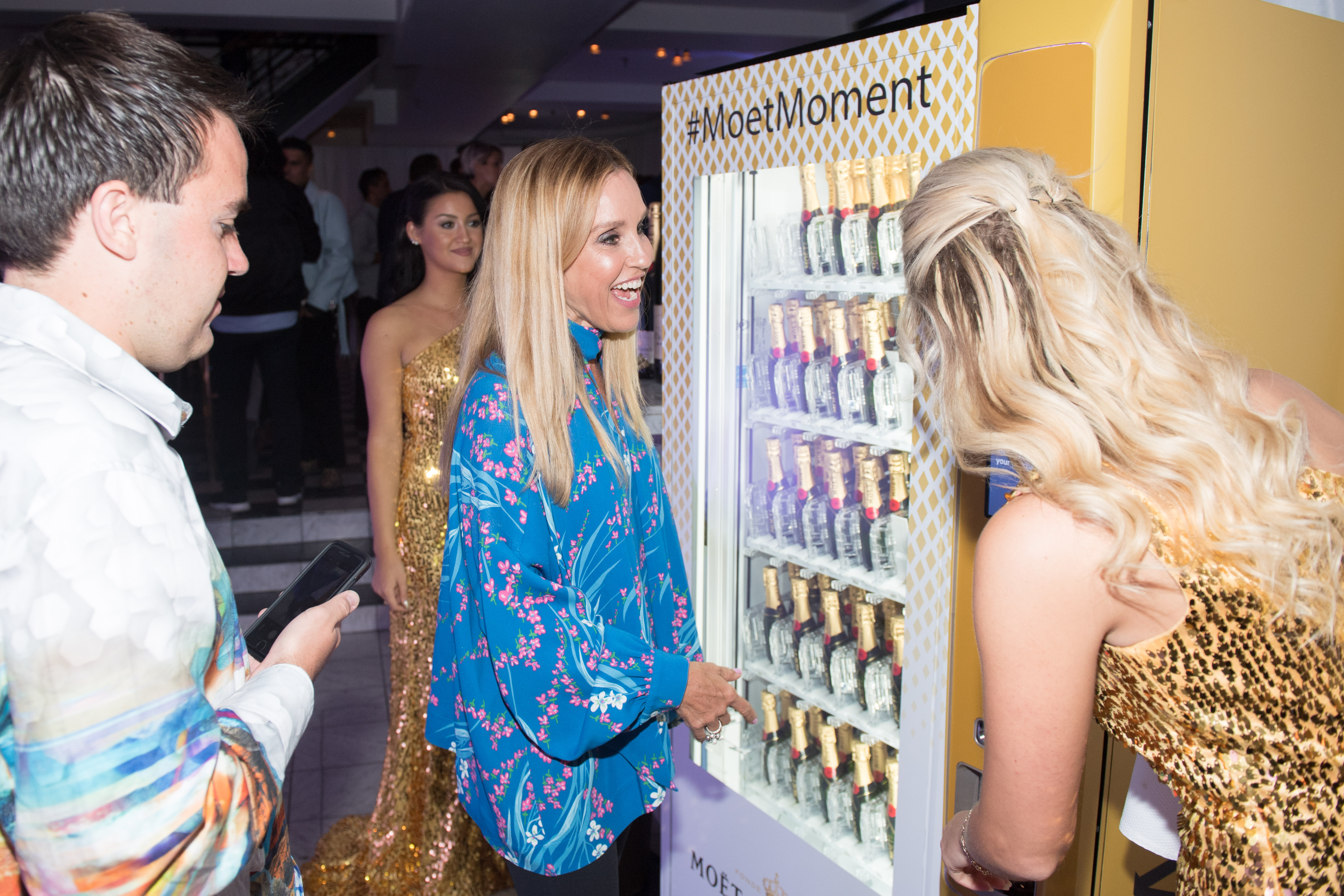 MON MODE / Fashion Blogger / Toronto Blogger | TIFF | MOETMOMENT at Maison Moet | Moet & Chandon
