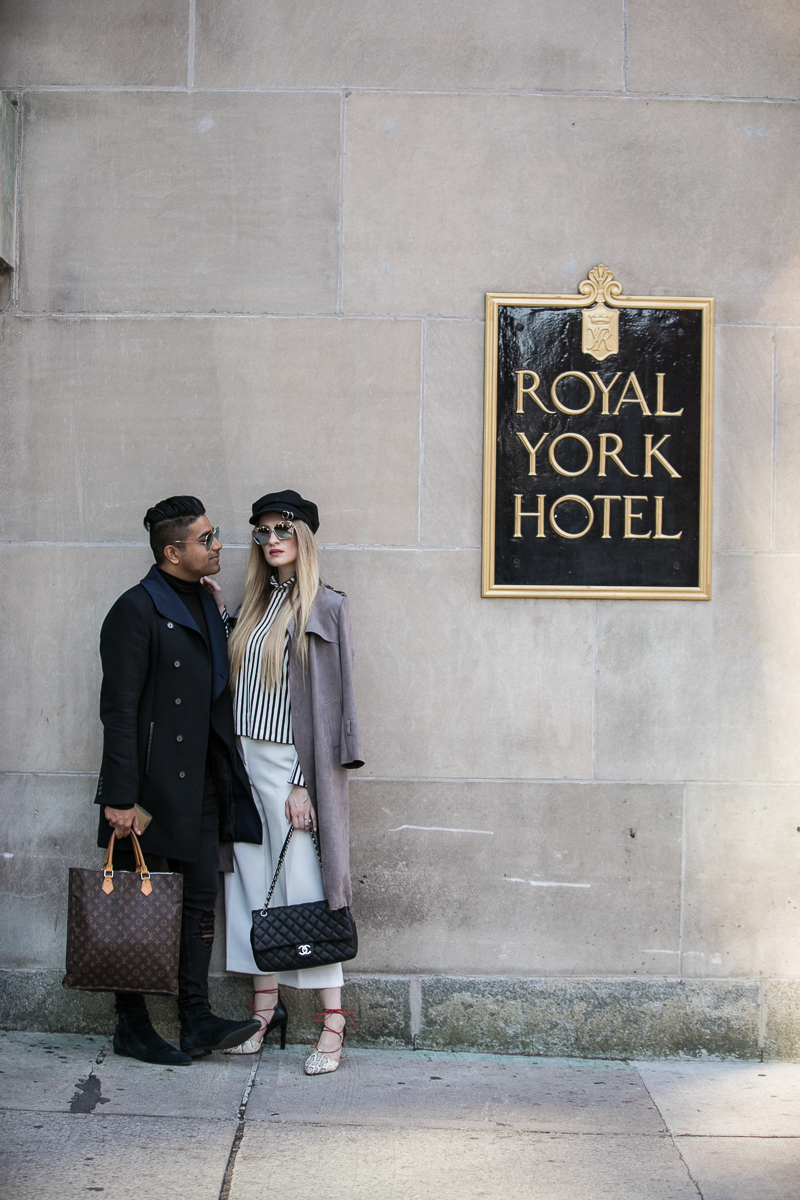 MON MODE | Travel Blogger | Mon Mode Blog | Toronto Blogger | Fairmont Royal York | Staycation