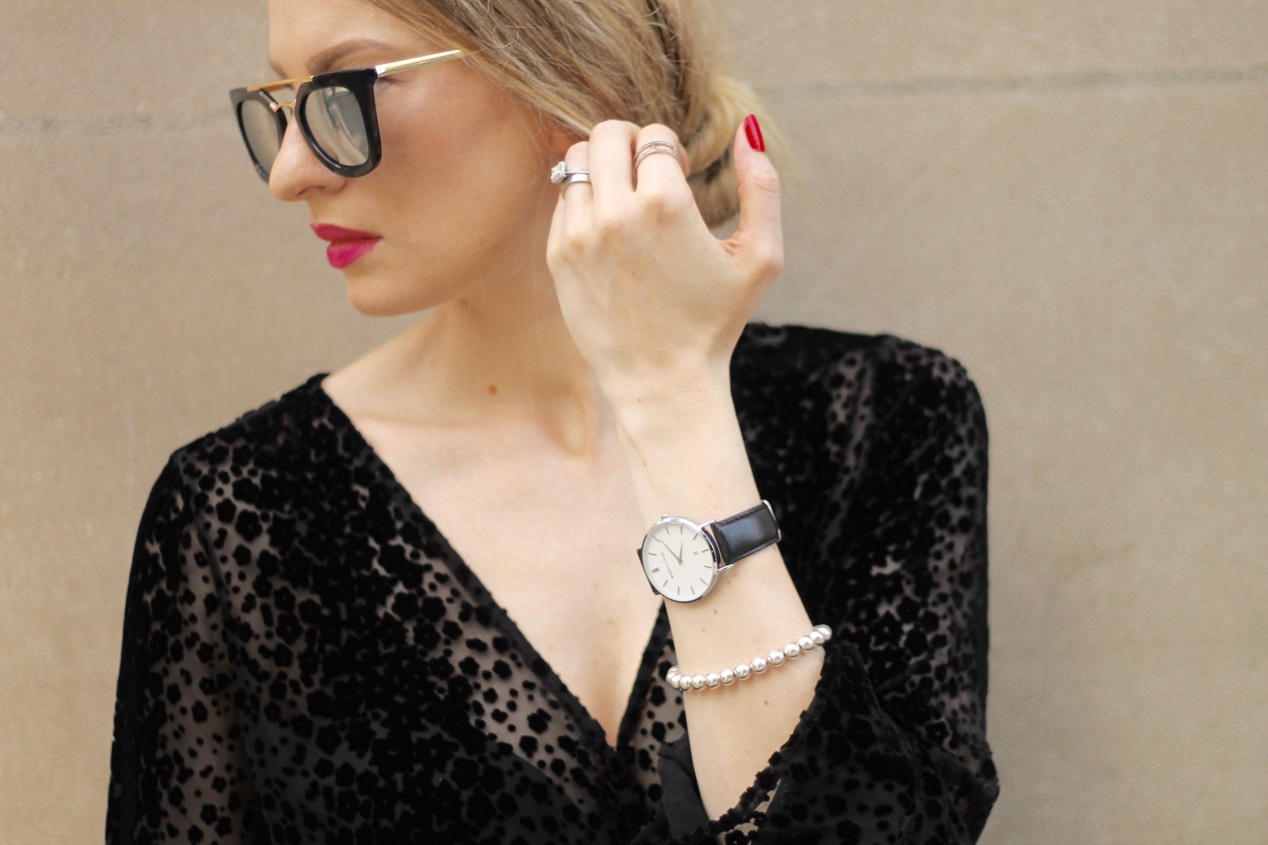 MON MODE / Fashion Blogger / Toronto Blogger | Thankful | Paige | Chanel