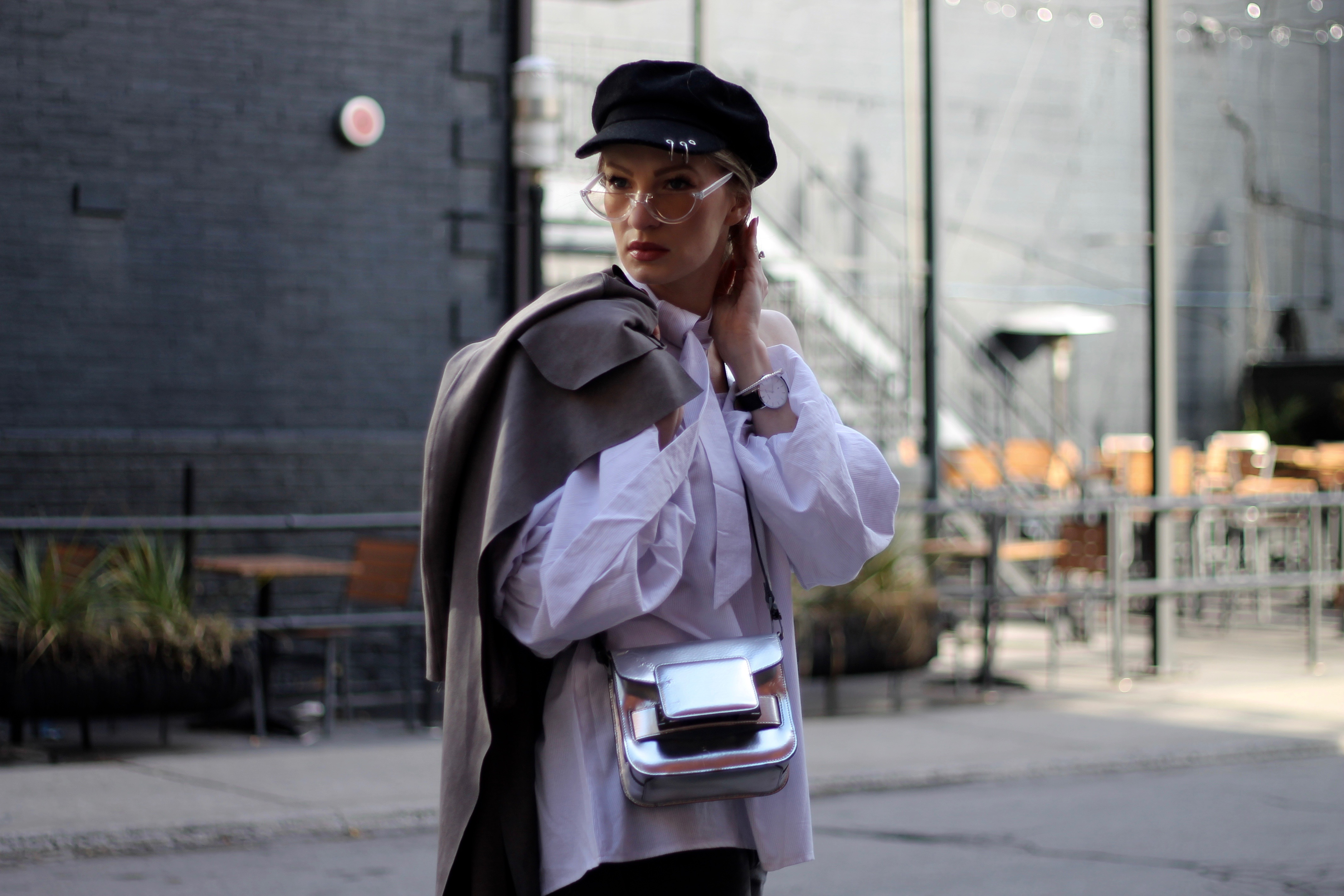 MON MODE | Fashion Blogger | Toronto Blogger | Beblue Bijoux |