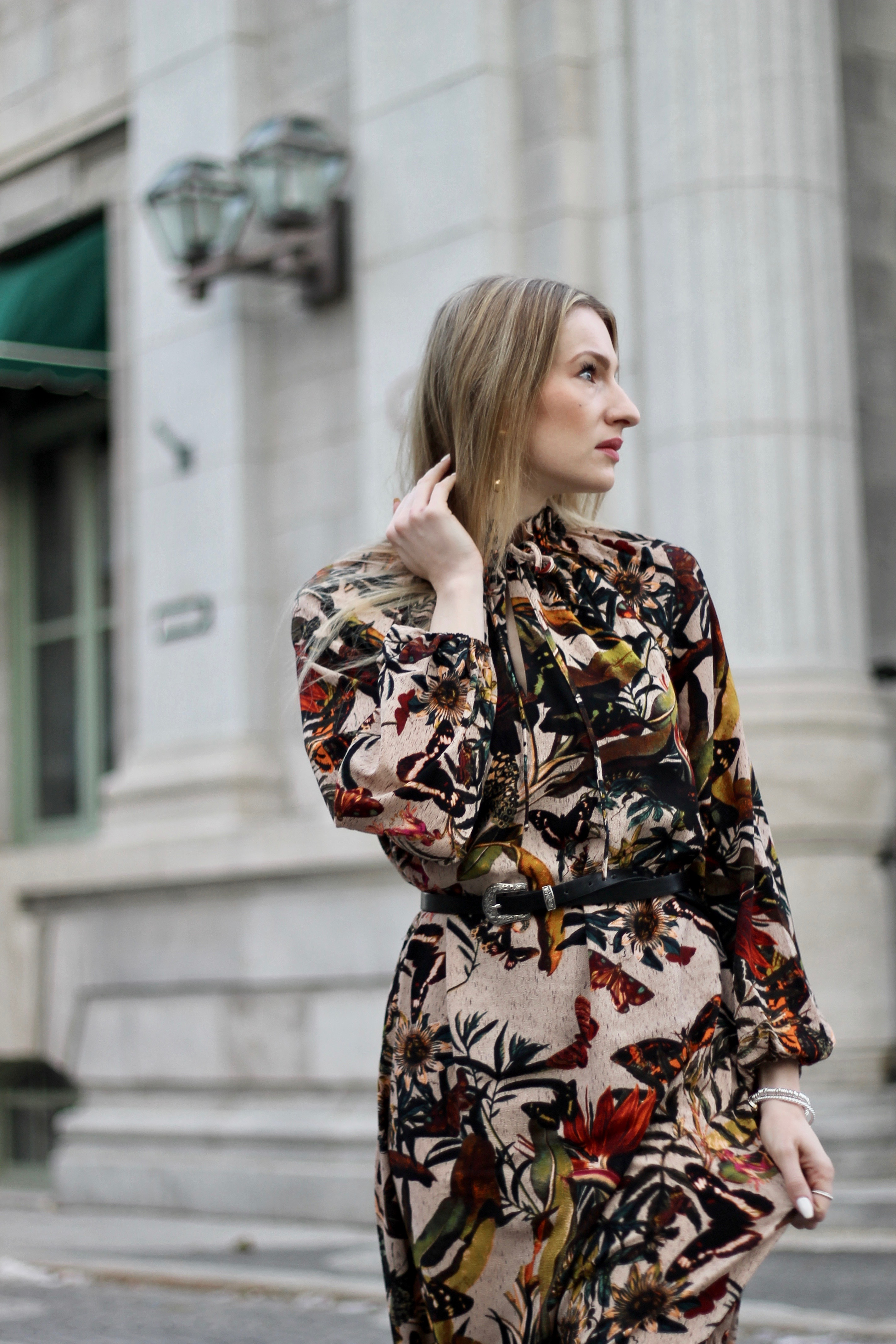 MON MODE   MonMode   Fashion Blog   Toronto Blogger   Midi Dress